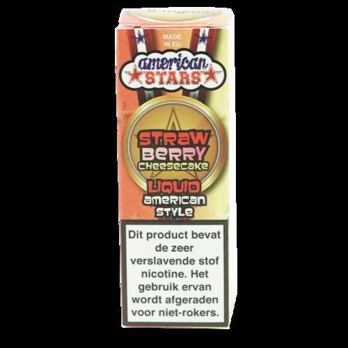 Strawberry Cheese Cake - Flavourtec
