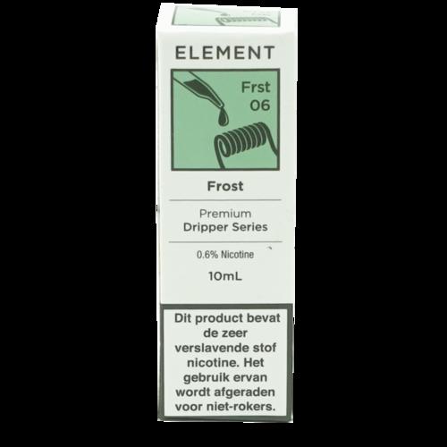 Frost - Element e-Liquids DRIPPER series