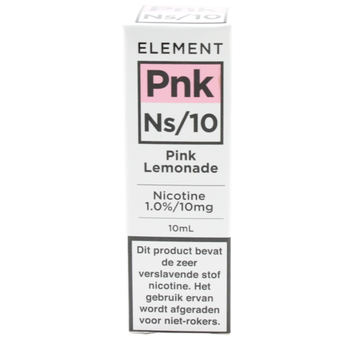 Pink Lemonade (Nic Salt) - Element e-Liquids