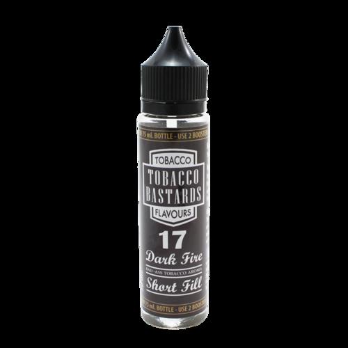 NO. 17 Dark Fire - Tobacco Bastards (Shortfill) (Shake & Vape 50ml)