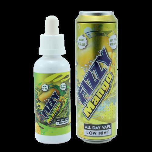 Mango - Fizzy (Shortfill) (Shake & Vape 55ml)