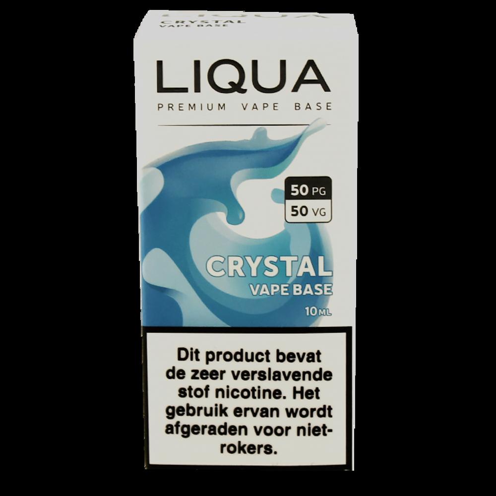 Crystal Vape Base - LiQua