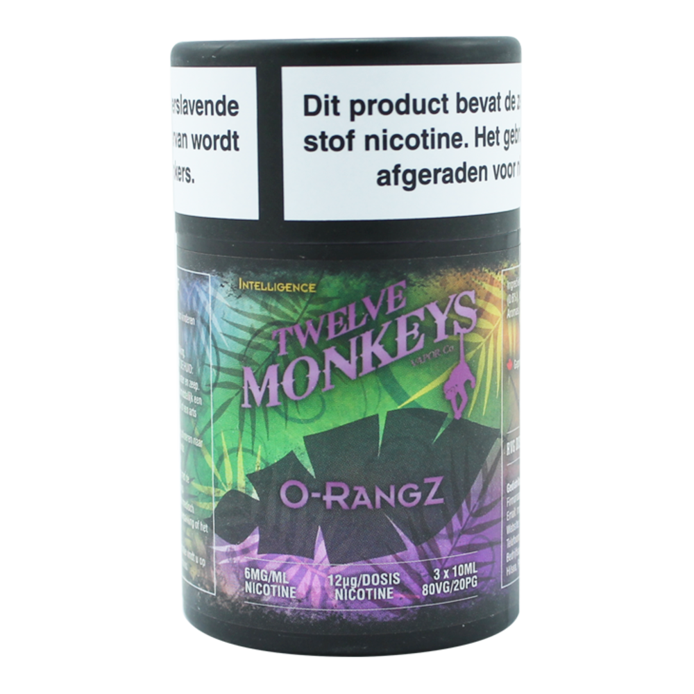 O-RangZ - Twelve Monkeys (3x10ml)