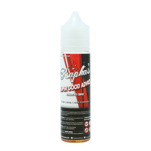 Super Good Advice - Kapka's Flava (Shortfill) (Shake & Vape 50ml)