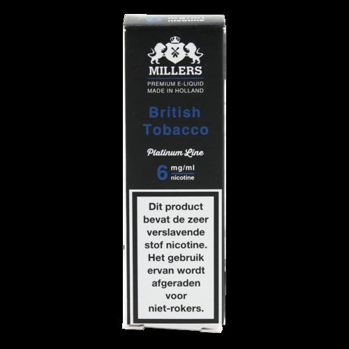 British Tobacco - Millers Juice