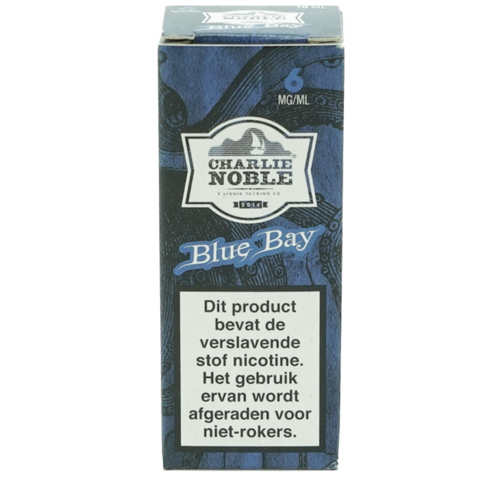 Blue Bay - Charlie Noble