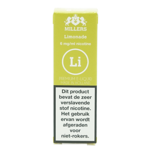 Limonade - Millers Juice