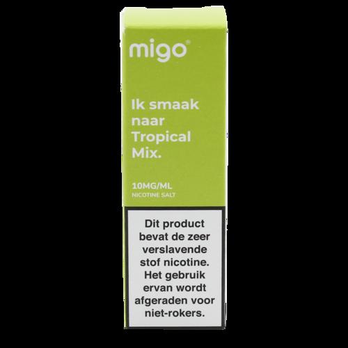 Tropical Mix (THT) (Nic Salt) - Migo