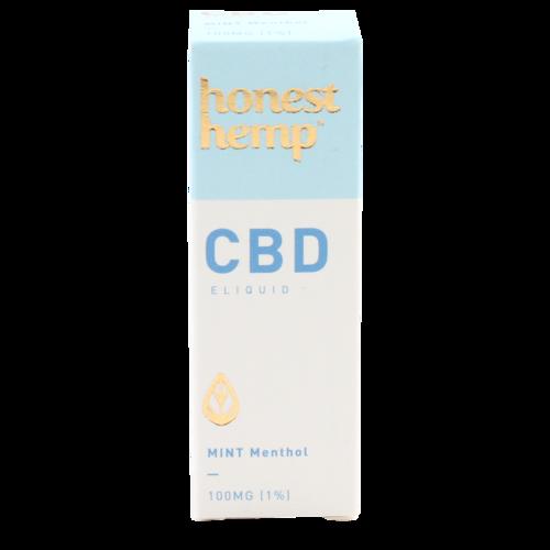 Spring Mint Menthol - Honest Hemp (CBD e-liquid)