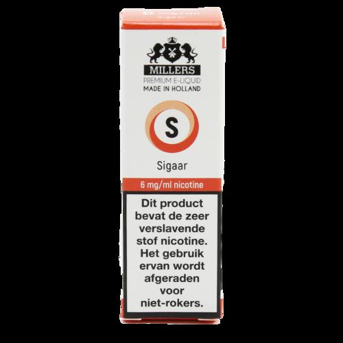 Sigaar - Millers Juice