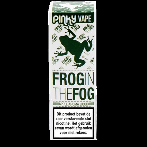 Frog in the Fog - Pinky Vape