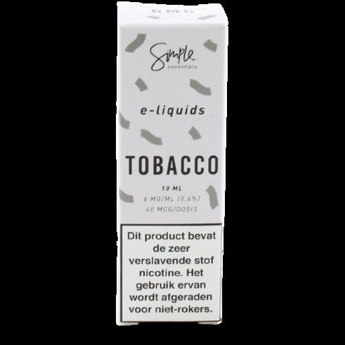 Tobacco - Simple Essentials