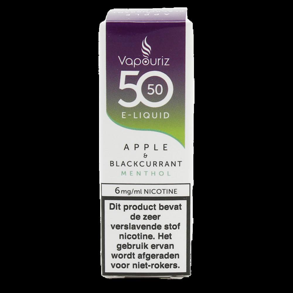 Apple & Blackcurrant Menthol - Vapouriz