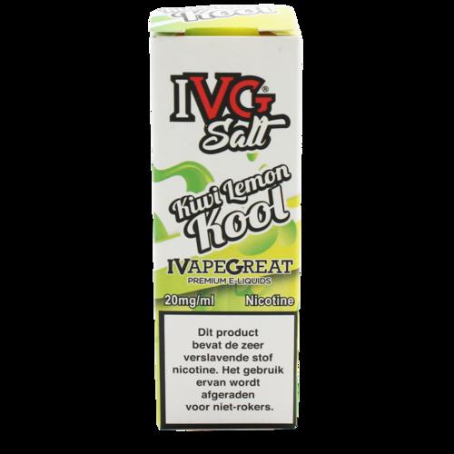 Kiwi Lemon Kool (Nic Salt) - IVG