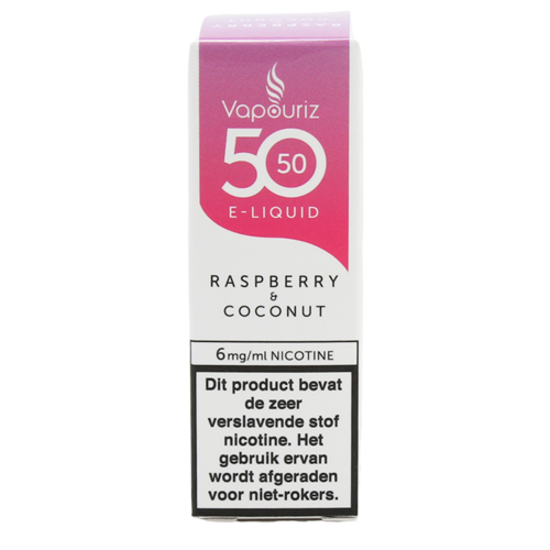 Raspberry & Coconut - Vapouriz