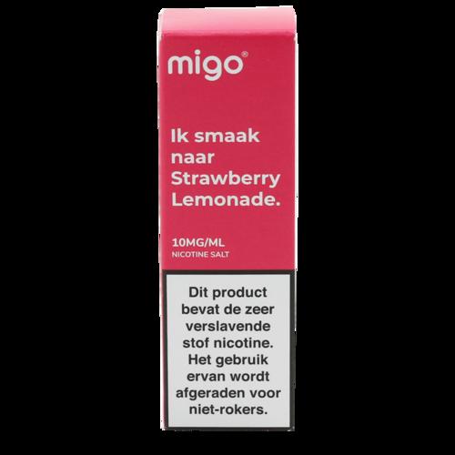 Strawberry Lemonade (THT) (Nic Salt) - Migo