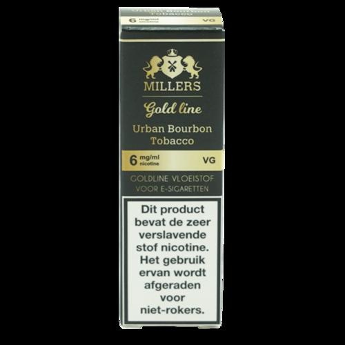 Urban Bourban Tobacco 100VG - Millers Juice