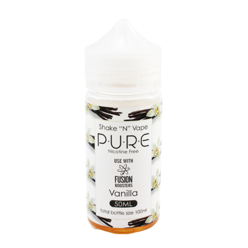 Vanilla - Pure (Shortfill) (Shake & Vape 50ml)