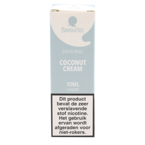 Coconut Cream - Flavourtec