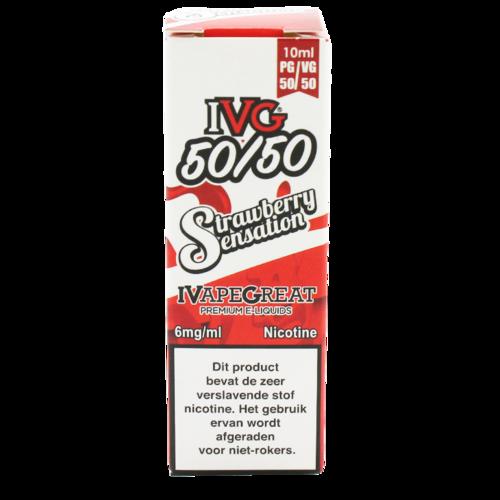 Strawberry Sensation - IVG