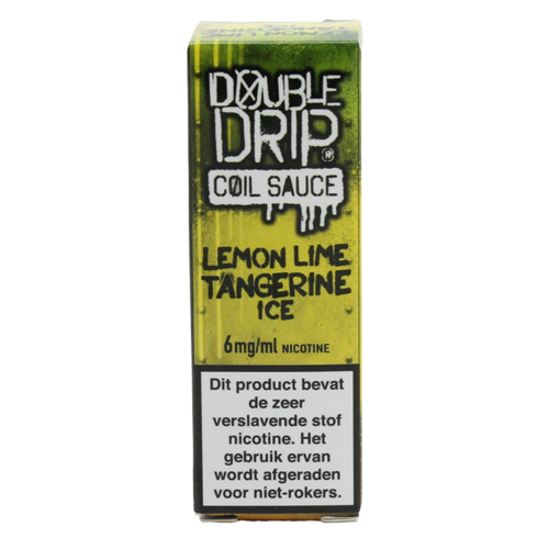 Lemon Lime Tangerine Ice (High VG) - Double Drip