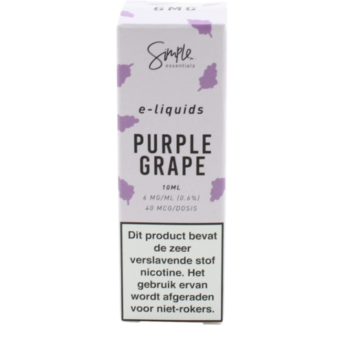 Purple Grape (THT) - Simple Essentials