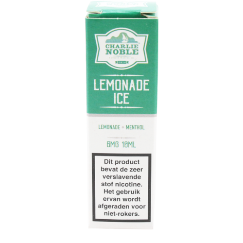 Lemonade Ice - Charlie Noble