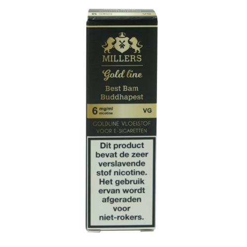 Best Bam Buddhapest 100VG - Millers Juice