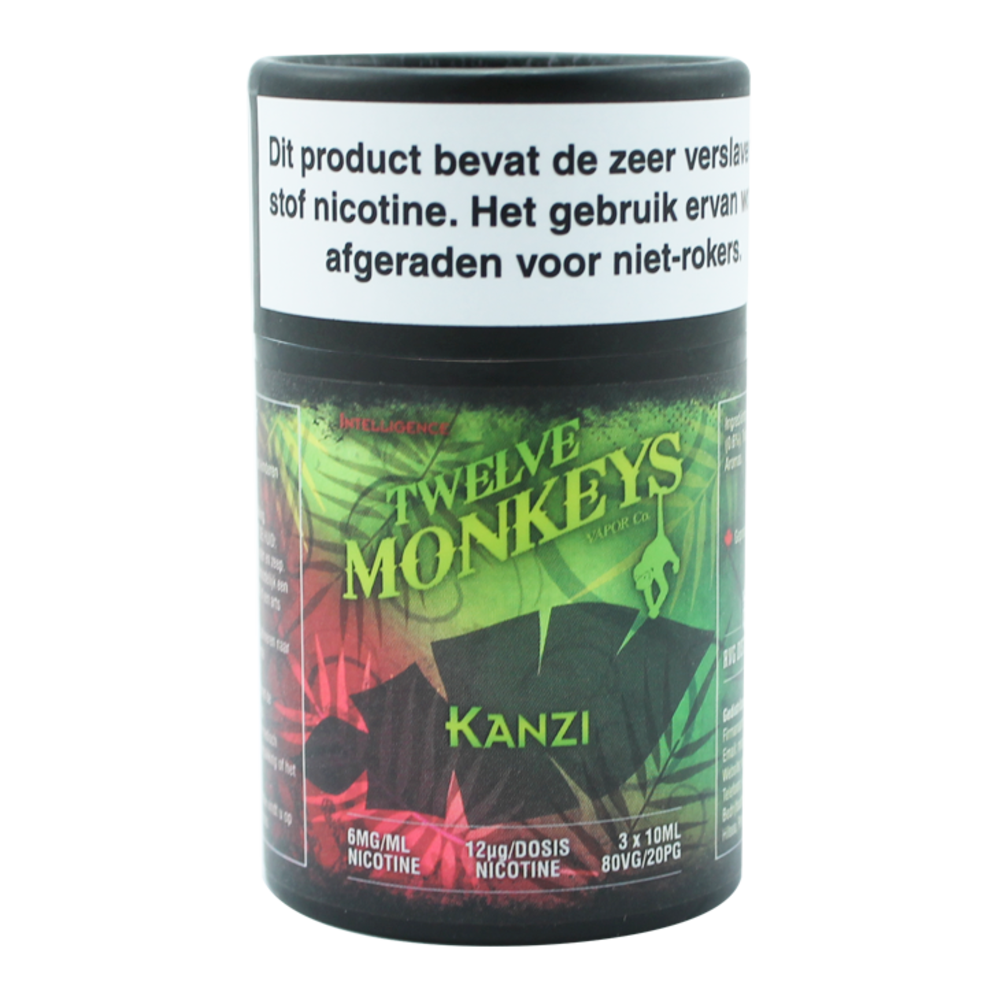 Kanzi - Twelve Monkeys (3x10ml)