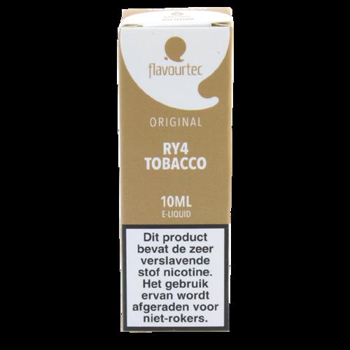 RY4 Tobacco - Flavourtec