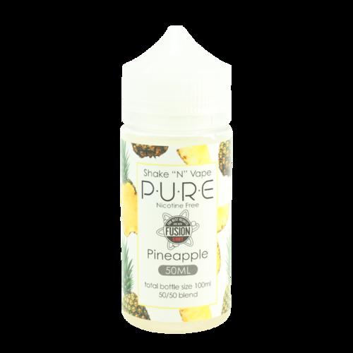 Pineapple - Pure (Shortfill) (Shake & Vape 50ml)