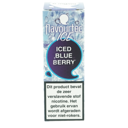Iced Blueberry - Flavourtec