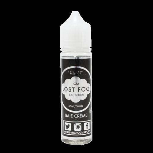 Baie Crème - Lost Fog Cosmic Fog (Shortfill) (Shake & Vape 50ml)