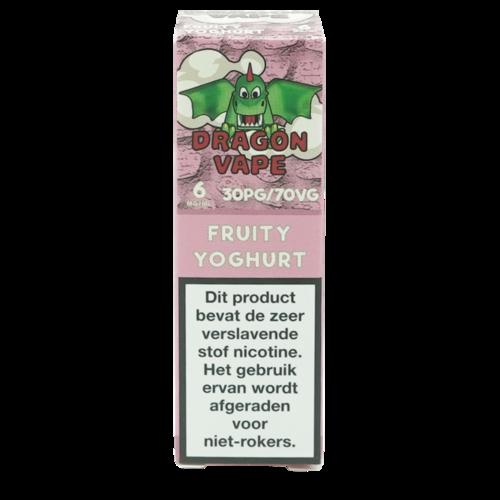 Fruity Yoghurt - Dragon Vape