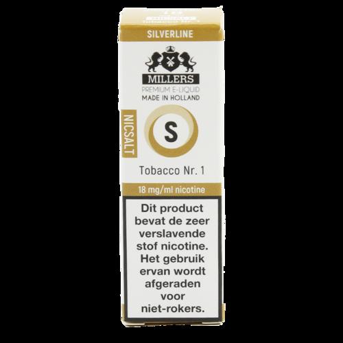 Tobacco No. 1 (Nic Salt) - Millers Juice