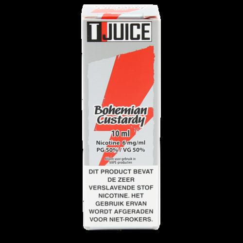Bohemian Custardy (THT) - T-juice