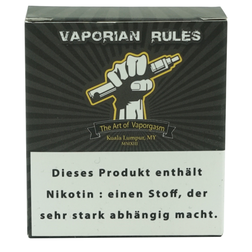 Supernova - Vaporian Rules (3x10ml)